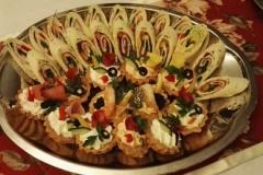 catering tortilla babeczki